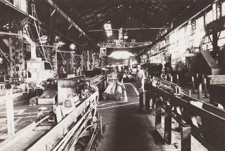 昭和40年代の工場写真