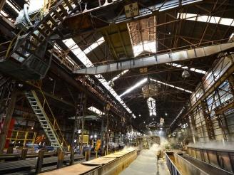 現在の工場の写真