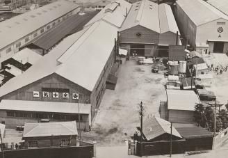 ヰゲタ鋼管工業の航空写真
